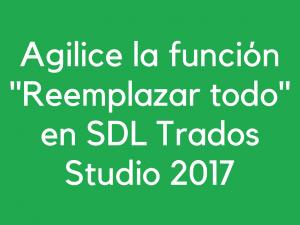 Reemplazar SDL